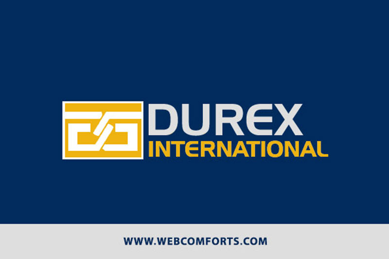 Durex International :: Logo Designed by WebComforts