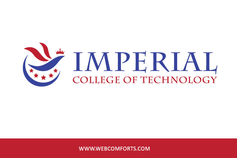Imperial College of Technology :: Logo Designed by WebComforts