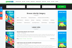 Jobs Fixer - Jobs Portal